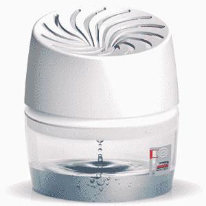 Dessicateur rechargeable