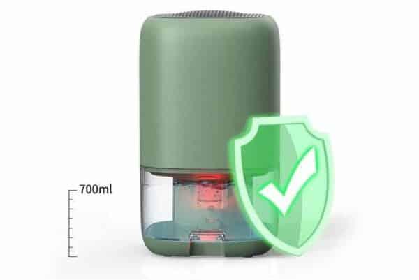 Absorbeur d'humidité vert