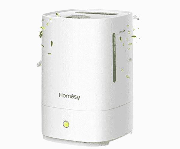 humidificateur maison
